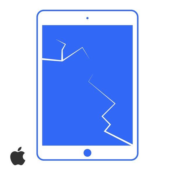 Réparation Vitre iPad