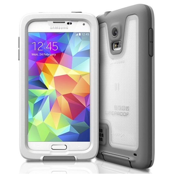 los angeles 5ce4b bde06 Case Lifeproof FRE for Samsung Galaxy S5 - White - Fast shipping anywhere  in Canada!