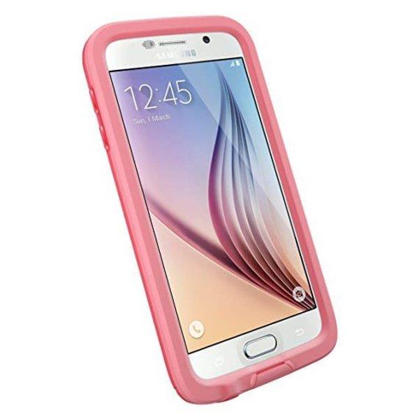 Étui Lifeproof FRE pour Samsung Galaxy S6 - Rose - Livraison rapide partout au Canada!