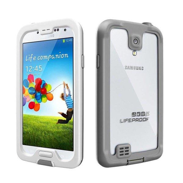 Étui Lifeproof FRE pour Samsung Galaxy S4 - Blanc - Livraison rapide partout au Canada!