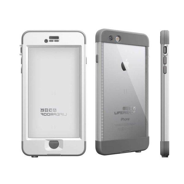 Étui Lifeproof NUUD pour iPhone 6 Plus - Blanc - Livraison rapide partout au Canada!
