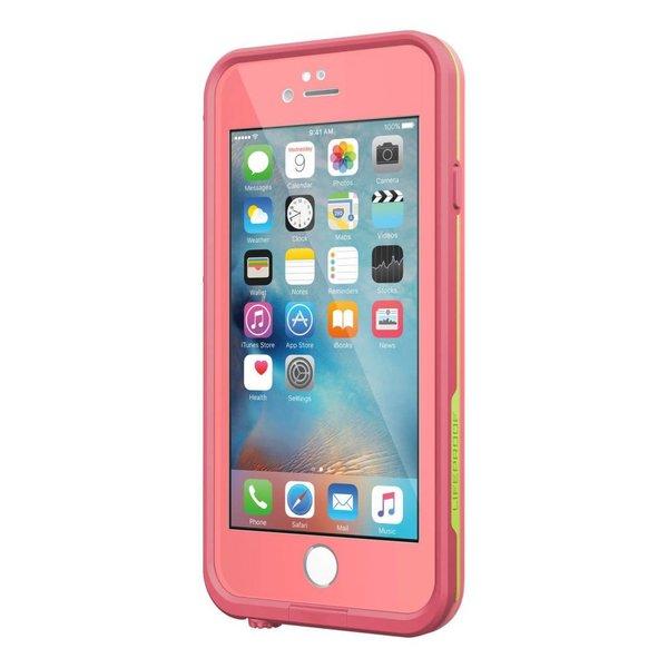 Étui LifeProof pour iPhone 6+/6S+ - Rose - Livraison rapide partout au Canada!