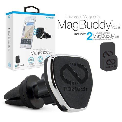 Naztech Support De Cellulaire Pour Ventilation Auto - Naztech MagBuddy