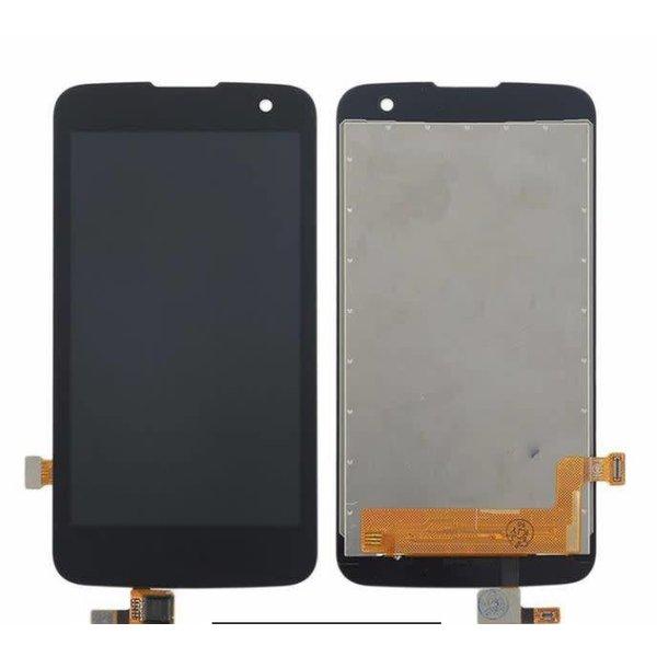 Vitre et LCD de remplacement pour LG K4 (K121) - Livraison rapide partout au Canada!