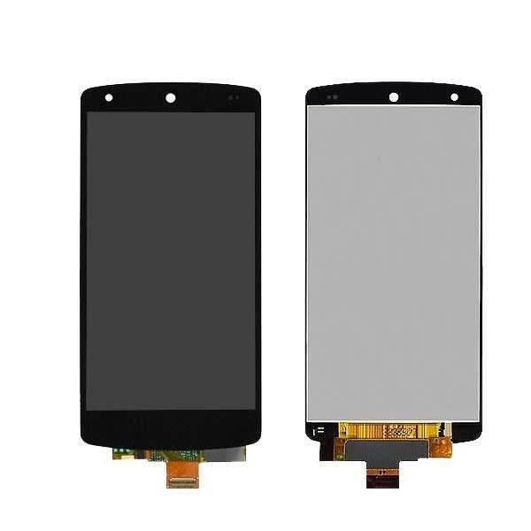Vitre et LCD de remplacement pour LG Nexus 5 - Livraison rapide partout au Canada!