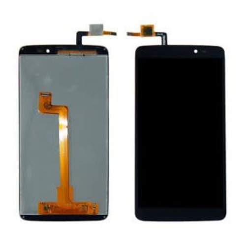 Alcatel OT-6045i - Glass and LCD replacement part