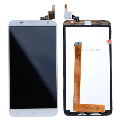Alcatel OT-6050A - Glass and LCD replacement part
