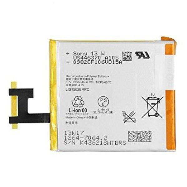 Batterie de remplacement pour SONY XP Z L36H - Livraison rapide partout au Canada!