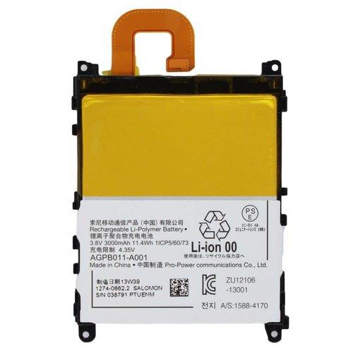 SONY XP Z1 L39H - Batterie pièce de remplacement