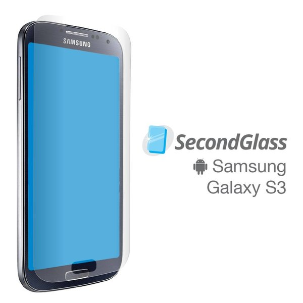 Vitre protectrice Second Glass pour Samsung Galaxy en verre trempé par Mobile Expert Canada