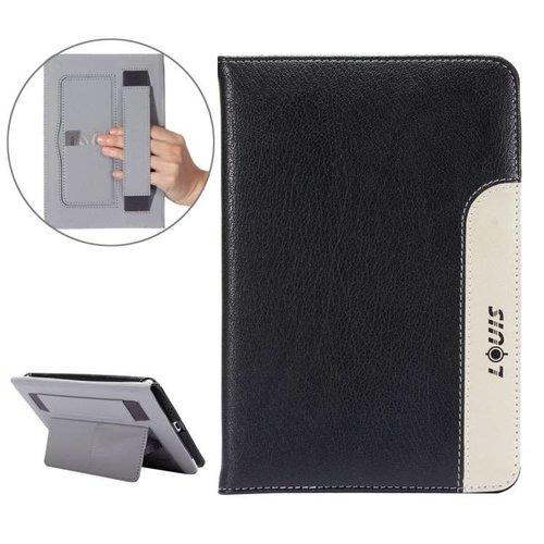 Étui Louis en Cuir pour iPad 5 / Air / Pro 9.7 - Noir