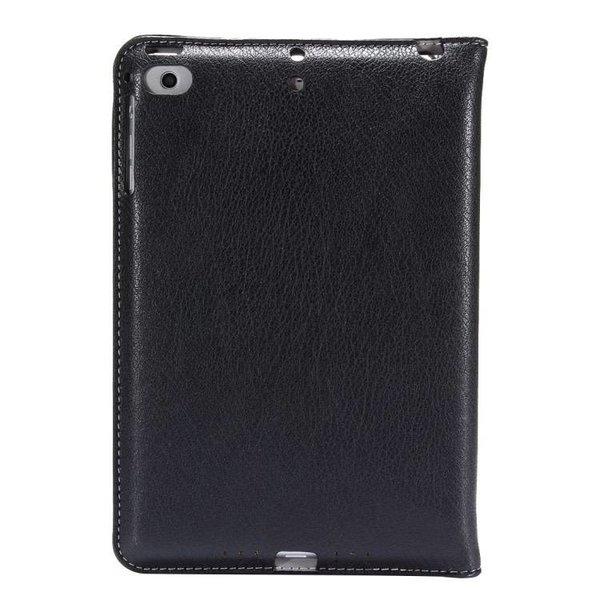 Étui Louis en Cuir Noir iPad 5 / Air / Pro 9.7 - Livraison rapide partout au Canada!