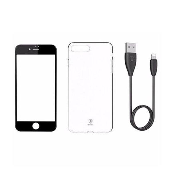 Baseus Kit d'accessoires pour iPhone 7 - Livraison rapide partout au Canada!