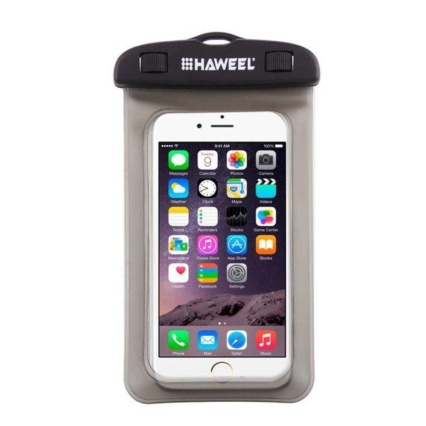 Haweel - Sac imperméable pour cellulaire - Bas prix - Livraison rapide partout au Canada!