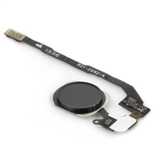 iPhone 5S - Bouton Home pièce de remplacement - Noir