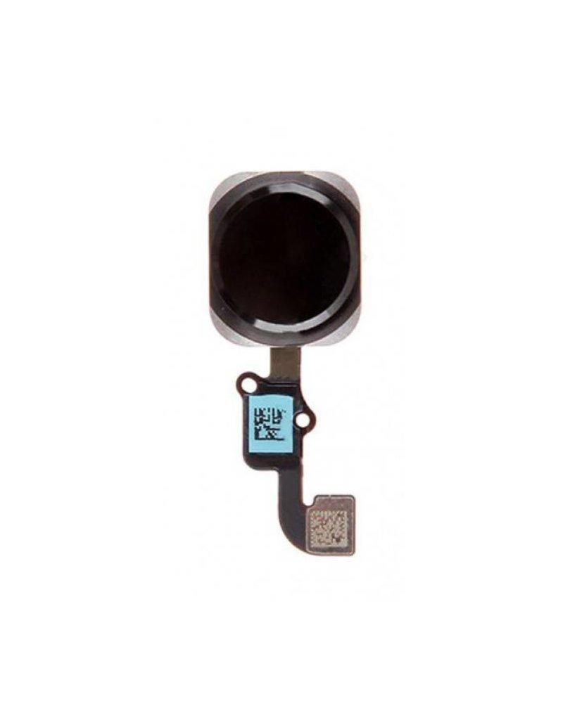 iPhone 6 - Bouton Home pièce de remplacement - Noir - Livraison rapide partout au Canada!