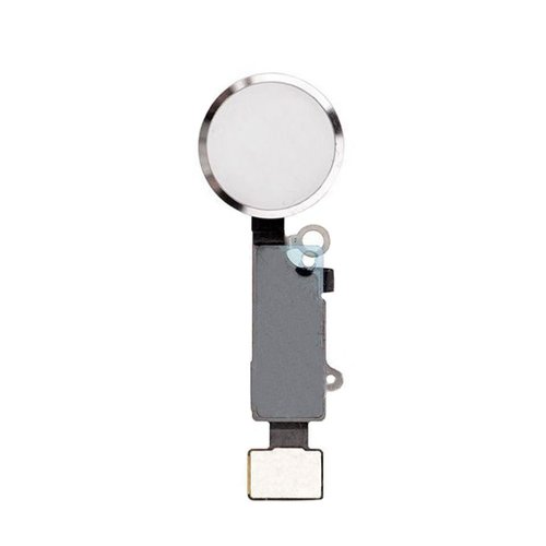 iPhone 7 - Bouton Home pièce de remplacement - Argent