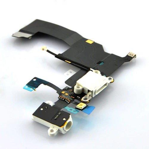 iPhone 5 - Prise de chargement de remplacement  - Blanc