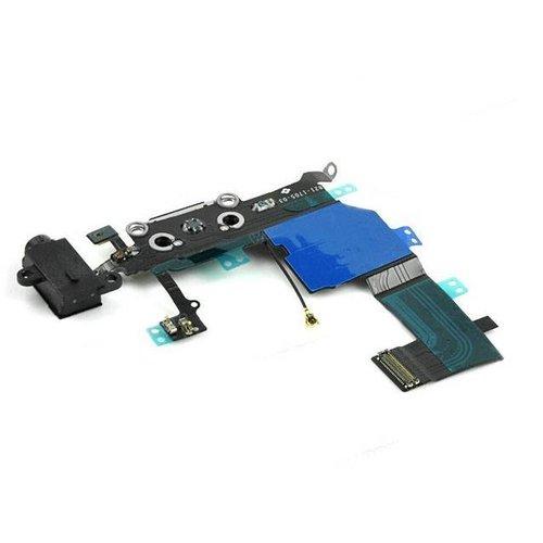 iPhone 5 - Prise de chargement de remplacement - Noir