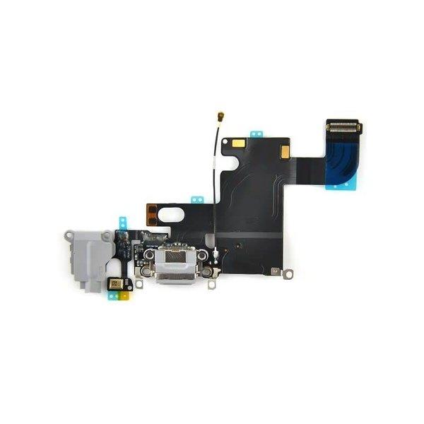iPhone 6 Plus - Prise de chargement de remplacement - Gris - Livraison rapide partout au Canada!