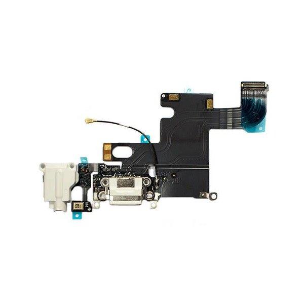iPhone 6S - Prise de chargement de remplacement - Blanc - Livraison rapide partout au Canada!