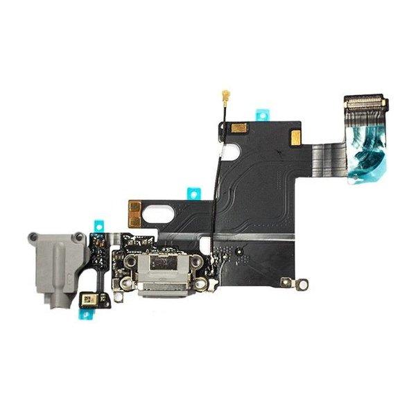 iPhone 6S - Prise de chargement de remplacement - Gris - Livraison rapide partout au Canada!
