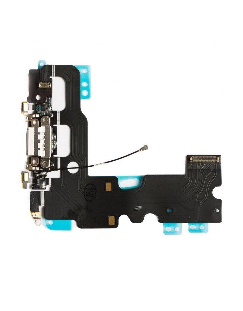 Apple iPhone 7 - Prise de chargement de remplacement - Blanc - Livraison rapide partout au Canada!