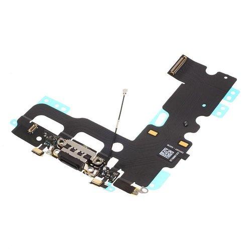 iPhone 7 - Prise de chargement de remplacement - Noir