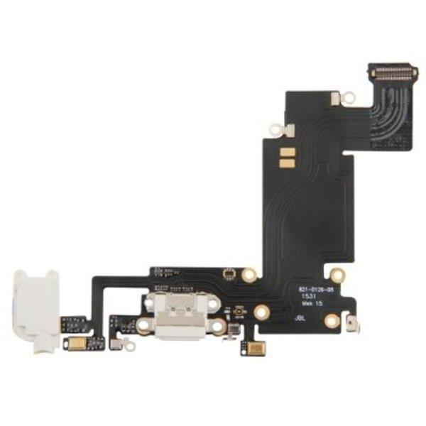 iPhone 6S Plus - Prise de chargement de remplacement - Blanc - Livraison rapide partout au Canada!