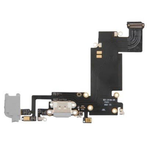 iPhone 6S Plus - Prise de chargement de remplacement - Gris - Livraison rapide partout au Canada!