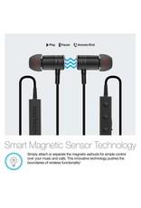 Naztech Écouteurs Bluetooth Magnétiques Naztech