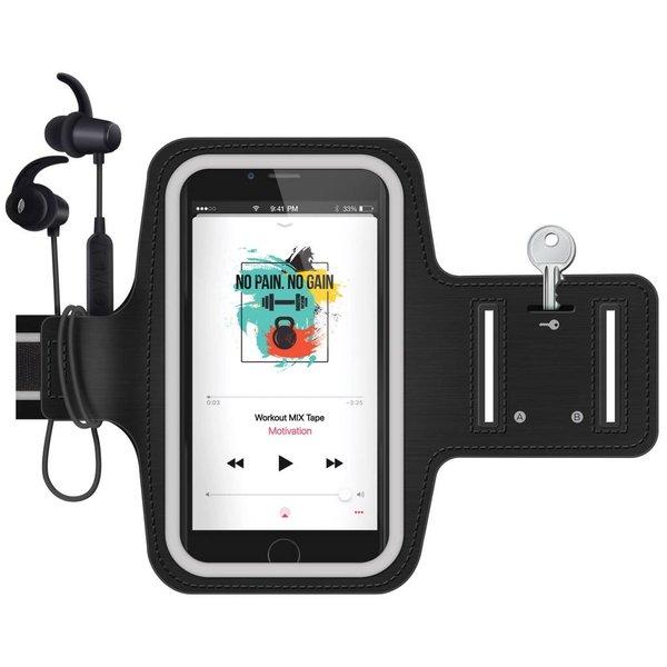 Ensemble HyperGear Active - Écouteurs Sans-Fil + Brassard Pour Le Bras - Livraison rapide partout au Canada!