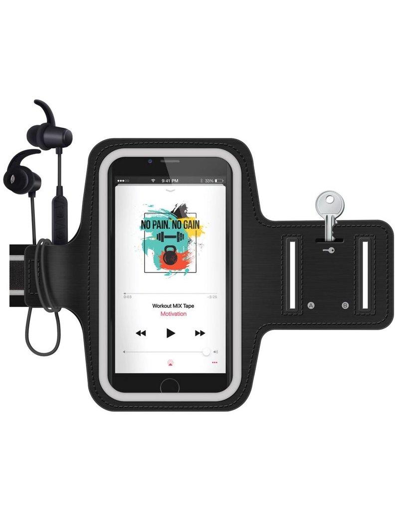 Hypergear Ensemble HyperGear Active - Écouteurs Sans-Fil + Brassard Pour Le Bras - Livraison rapide partout au Canada!