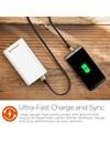HyperGear Câble USB-C 6 Pieds - Livraison Rapide Partout Au Canada!