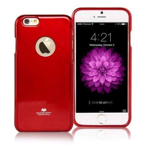 Étui Goospery Jelly pour iPhone 6 Plus / 6S Plus - Livraison rapide partout au Canada!