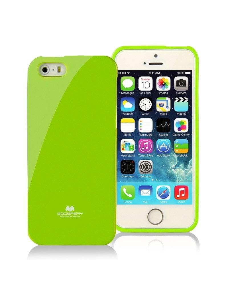 Goospery Étui Goospery Jelly pour iPhone SE / 5 / 5S - Livraison rapide partout au Canada!