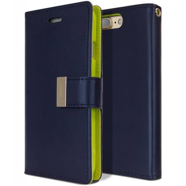 Étui Rich Diary pour iPhone 7 Plus / 8 Plus - Livraison rapide partout au Canada!