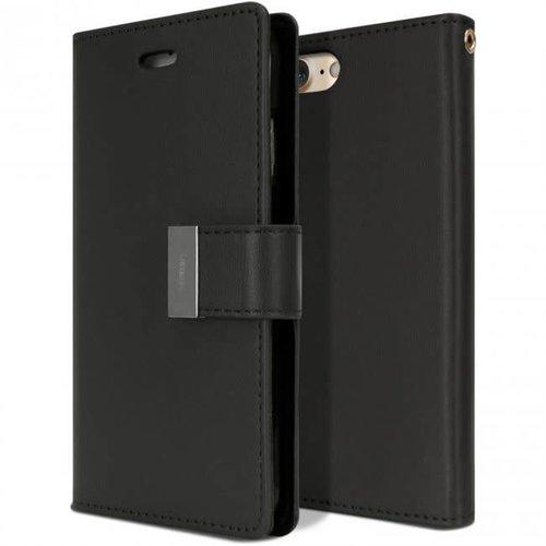 Goospery Étui Rich Diary pour iPhone 7 / 8