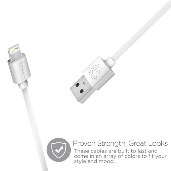 HyperGear Cable USB MFI 3 pieds Utilité - Sans emballage