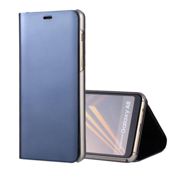 Étui Mirroir Flip Samsung Galaxy A8 Noir