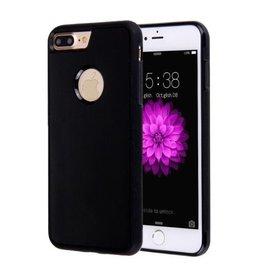 Étui Antigravité Logo iPhone 7 Plus / 8 Plus Noir