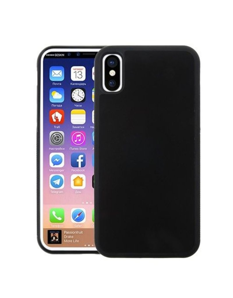 Étui Antigravité iPhone X - Noir