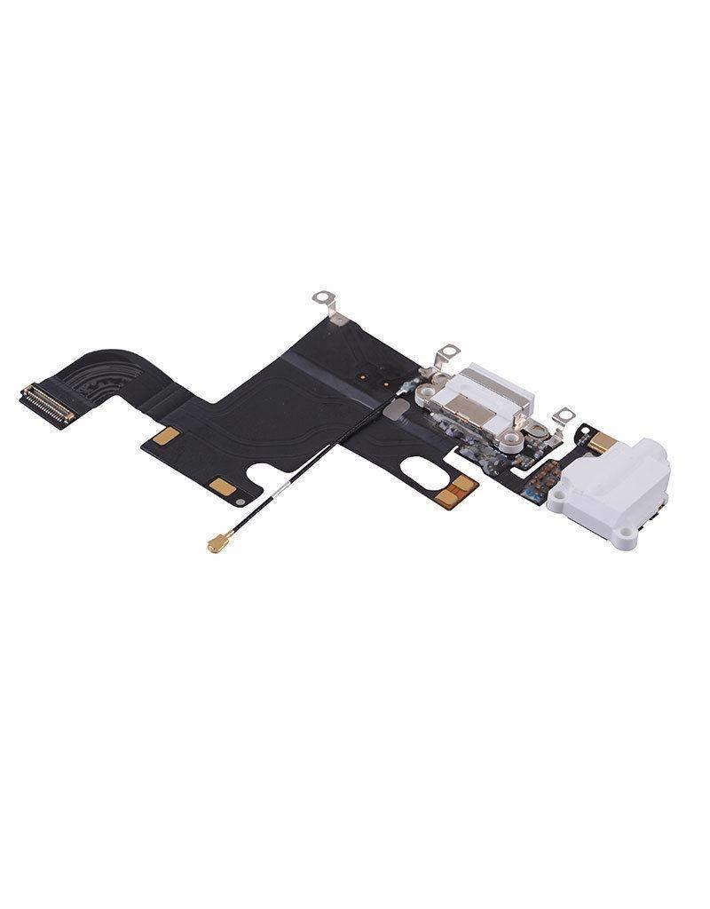 Apple iPhone 6 - Port de chargement - Blanc