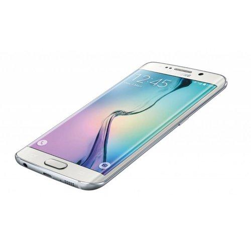 Neuf-Samsung Galaxy S6 Edge - 64 Go - Blanc