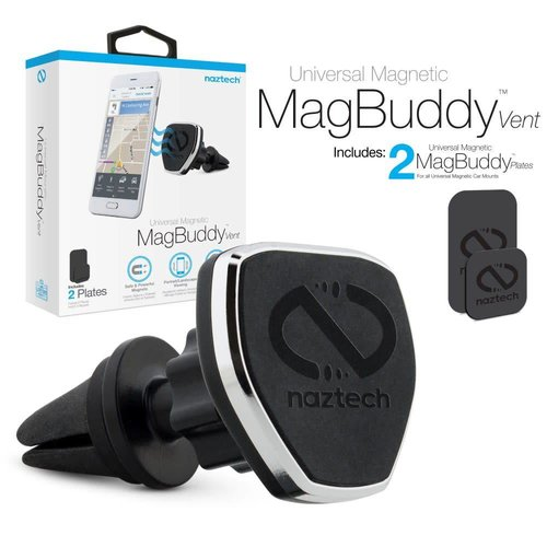 Naztech Naztech MagBuddy Support Voiture Vent Plus