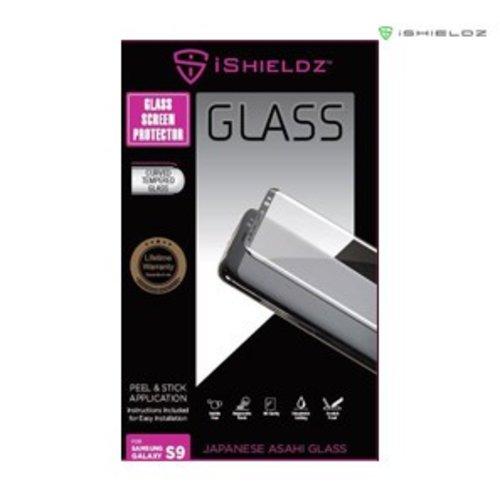 iShieldz iShieldz - Verre trempé Full Glue - Samsung Galaxy S9 Plus