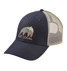 Patagonia Patagonia Eat Local Upstram LoPro Trucker Hat