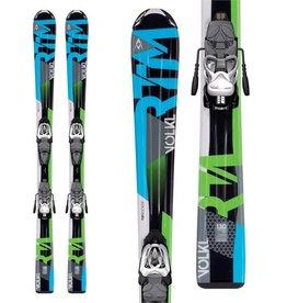 Marker/Volkl/Dalbello Volkl RTM Jr Alpine Ski (YTH) 17/18
