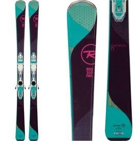 Rossignol Rossignol Temptation 77 Alpine Ski w/XPress W10 (W) 17/18