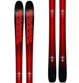 K2 Corp K2 Pinnacle 85 Alpine Ski (M) 17/18